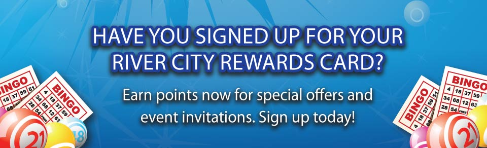 Sign Up for Our Rewards Card!